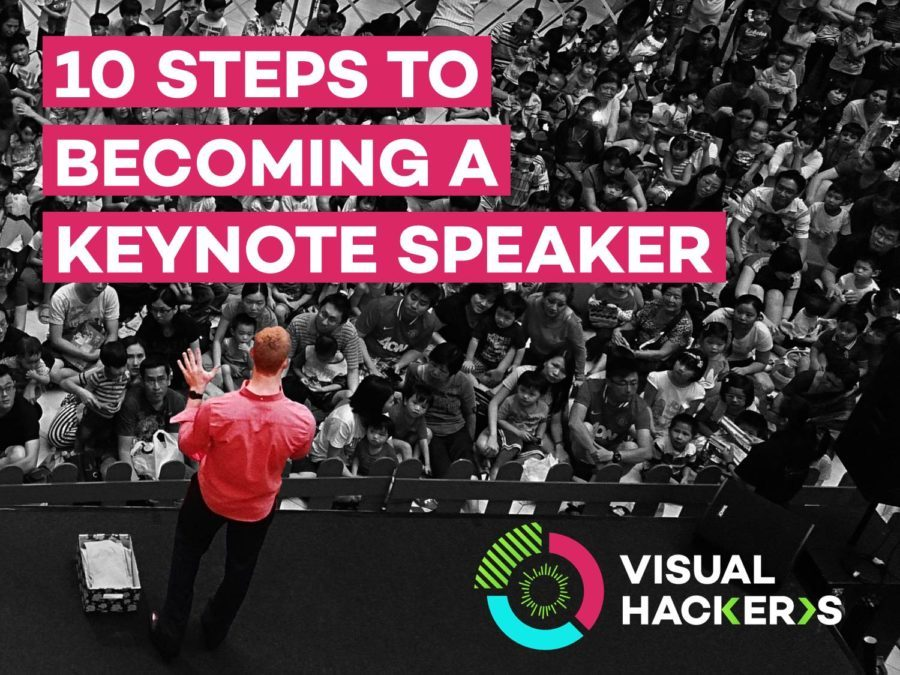 10 Steps to becoming a Keynote Speaker 0