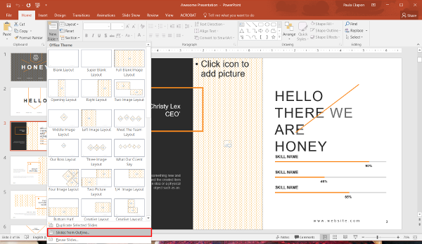 15 Powerpoint Hacks That Will Help You Save Hours - Powerpoint Hack #2.1