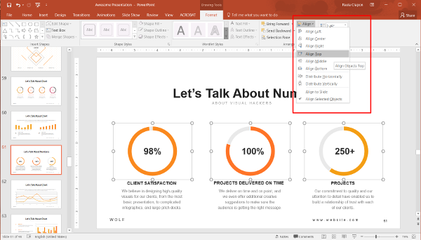 15 Powerpoint Hacks That Will Help You Save Hours - Powerpoint Hack #4.1