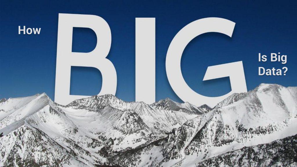 Big Data Presentation