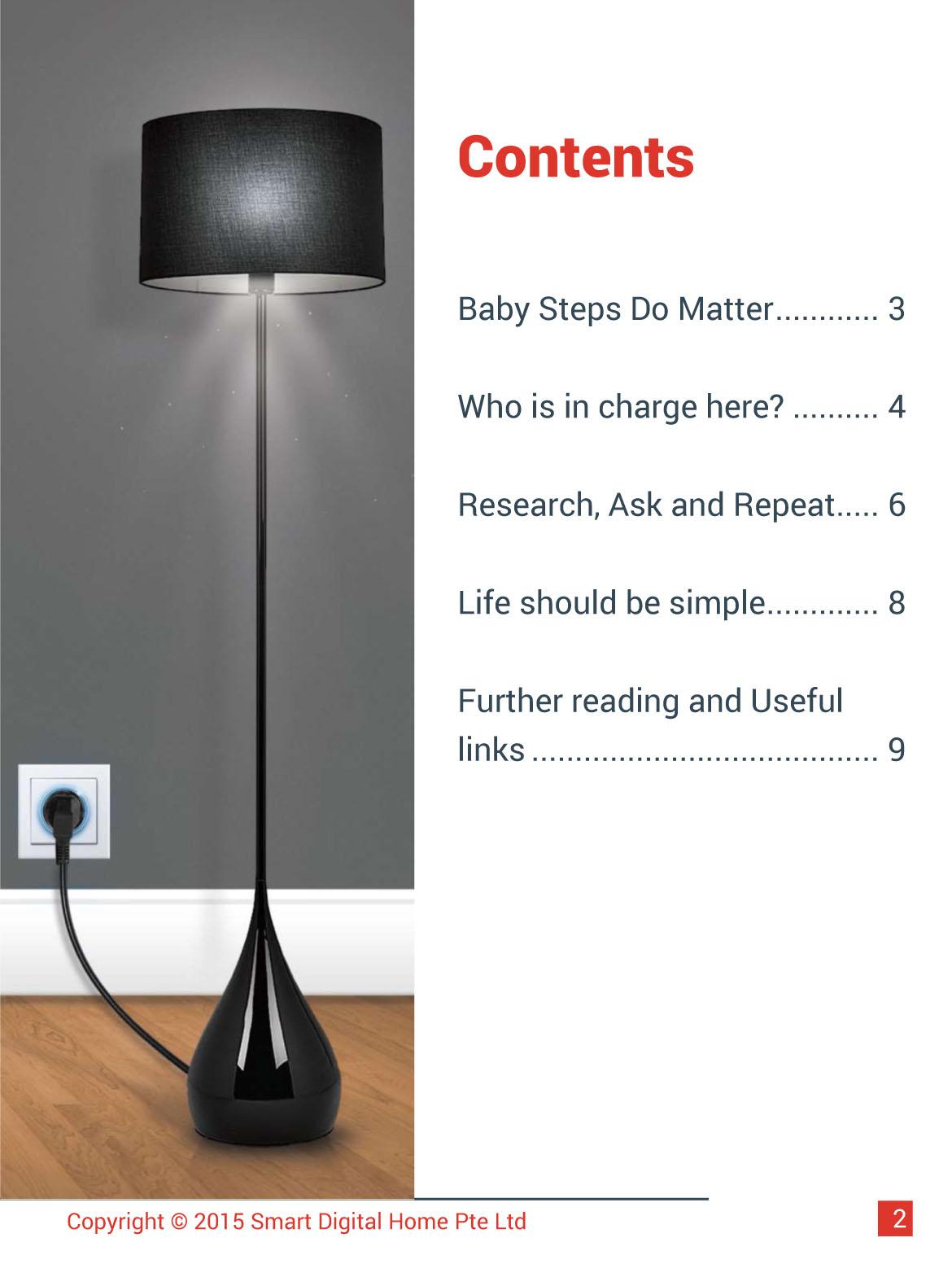 Smart digital home ebook design visualhackers for Digital home designs