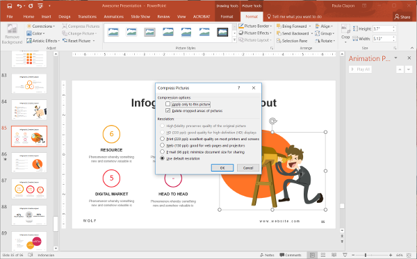 15 Powerpoint Hacks That Will Help You Save Hours - Powerpoint Hack #8.2